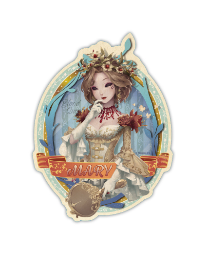 Identity V  トラベルステッカー (6) 血の女王   /   エンスカイ