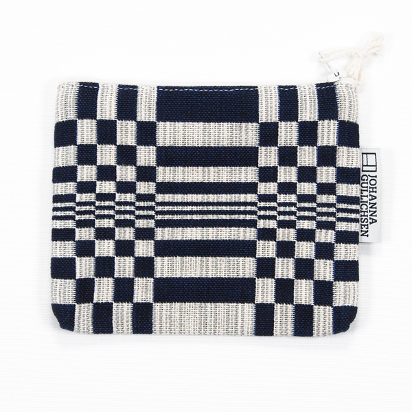 JOHANNA GULLICHSEN Purse Doris Dark Blue