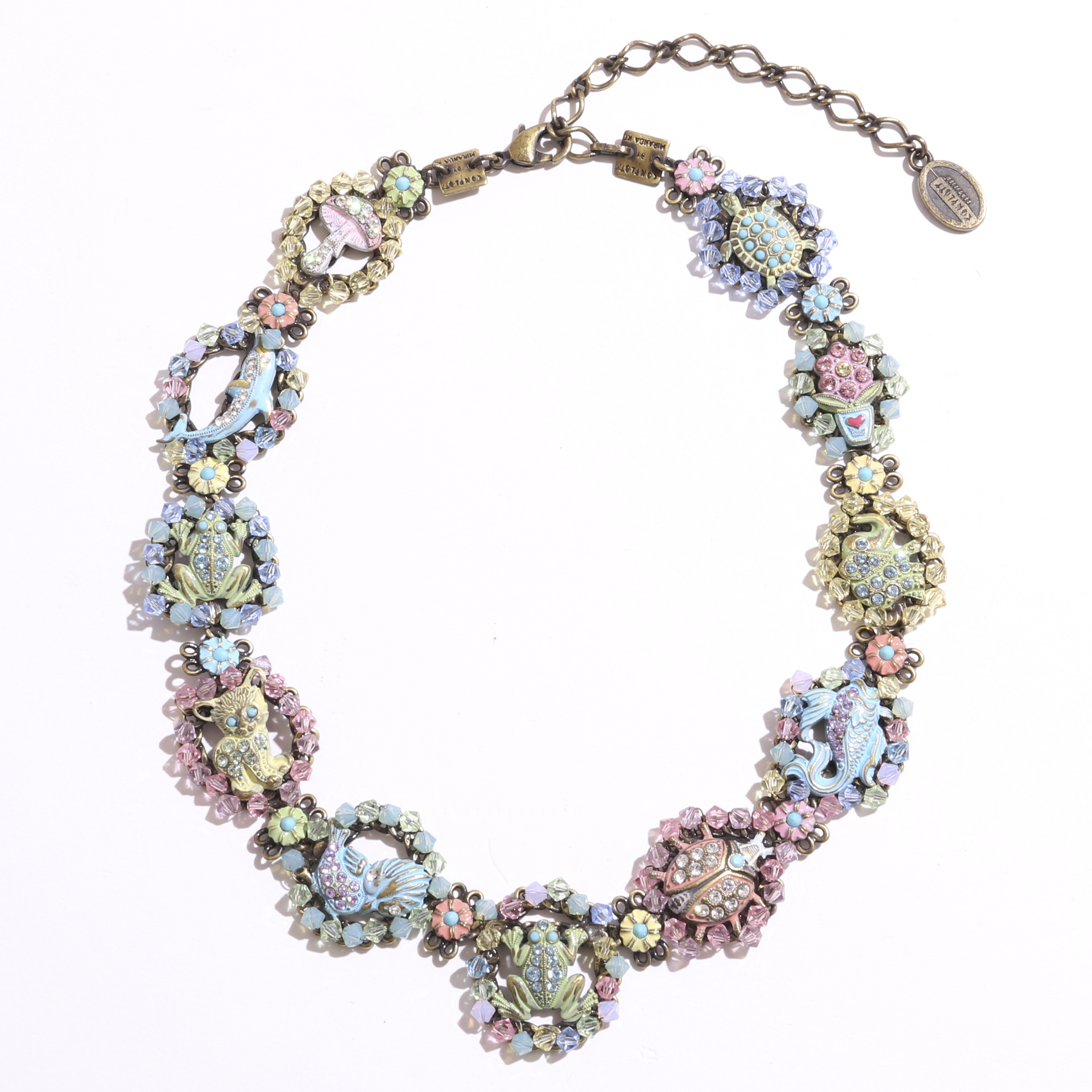 Carousel neklace/mulchネックレス
