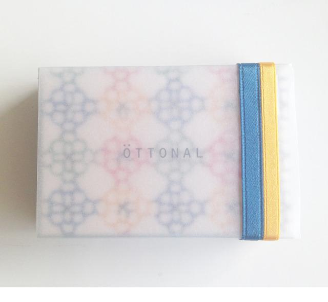 ●Option● アイシャドウラッピング2【サテンリボン】Gift Rapping 2 (satin ribbon) for eye shadow - 画像3