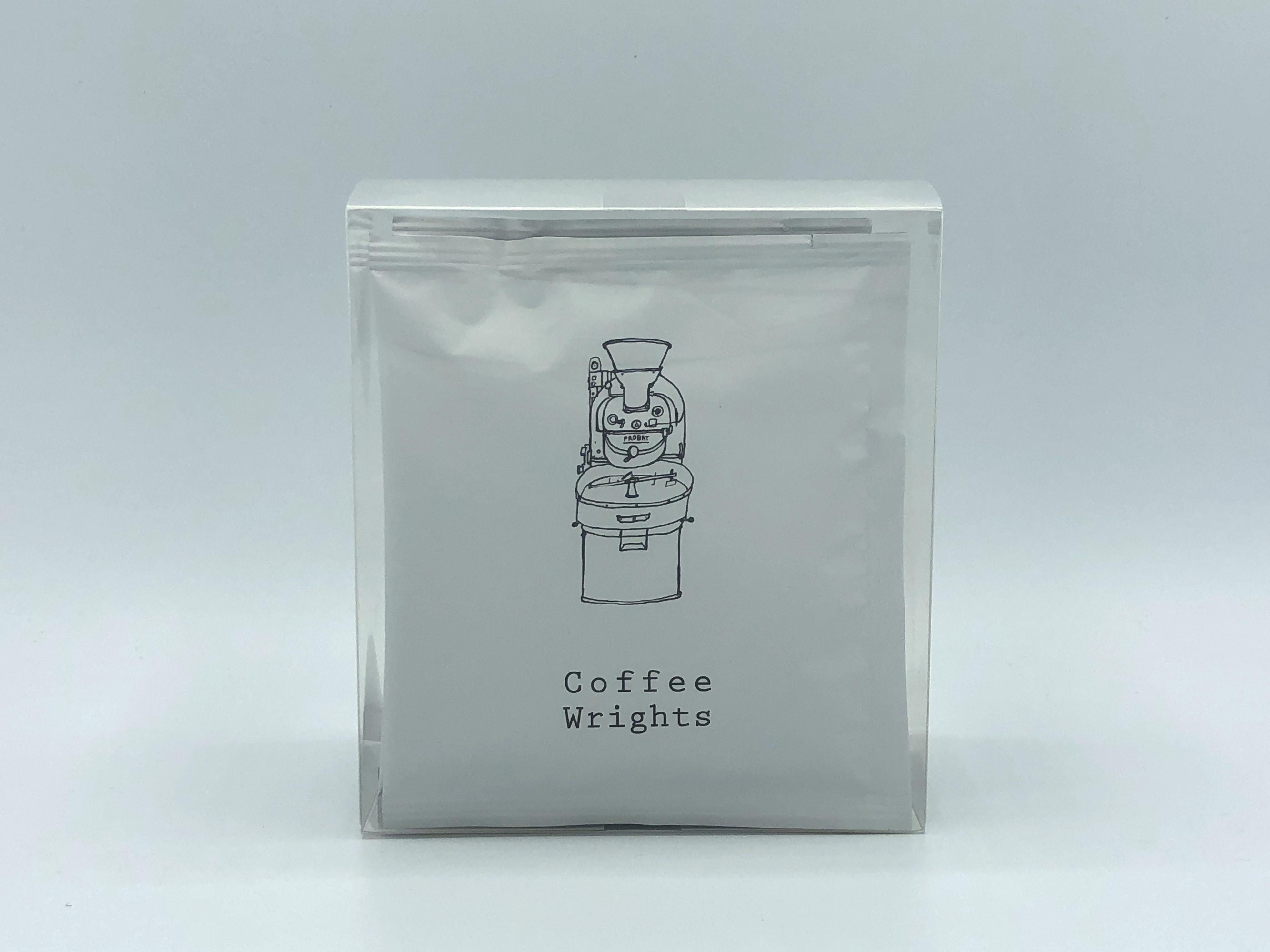 【12g×6個】ドリップバッグ・クリアケース入り / Drip Bag Box - Ampere Blend -