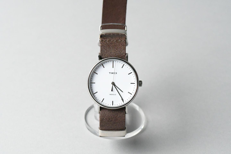 NATO STRAP _ナトータイプ 腕時計付替えベルト_ イタリアンレザー - 画像5