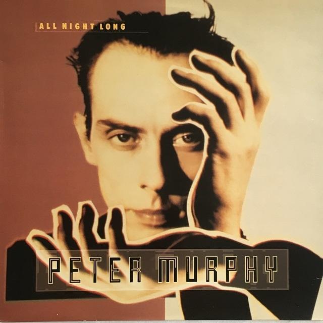 【12inch・英盤】Peter Murphy / All Night Long
