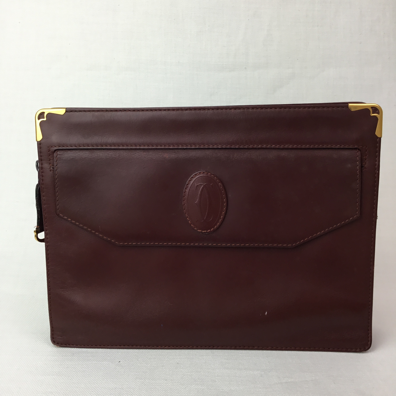 Cartier(カルティエ)マストラインクラッチバッグ