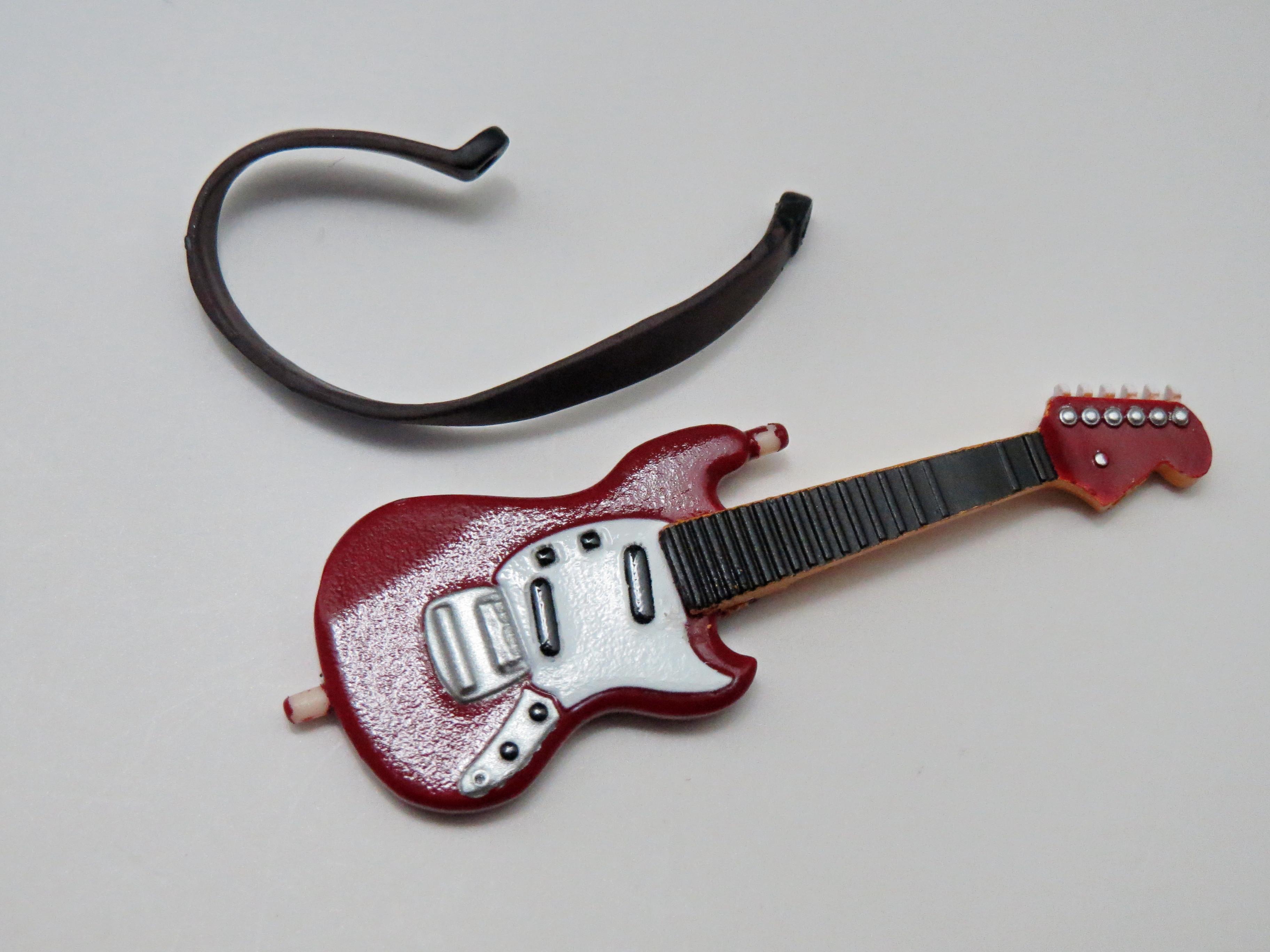 【104】 中野梓 小物パーツ ギター ねんどろいど