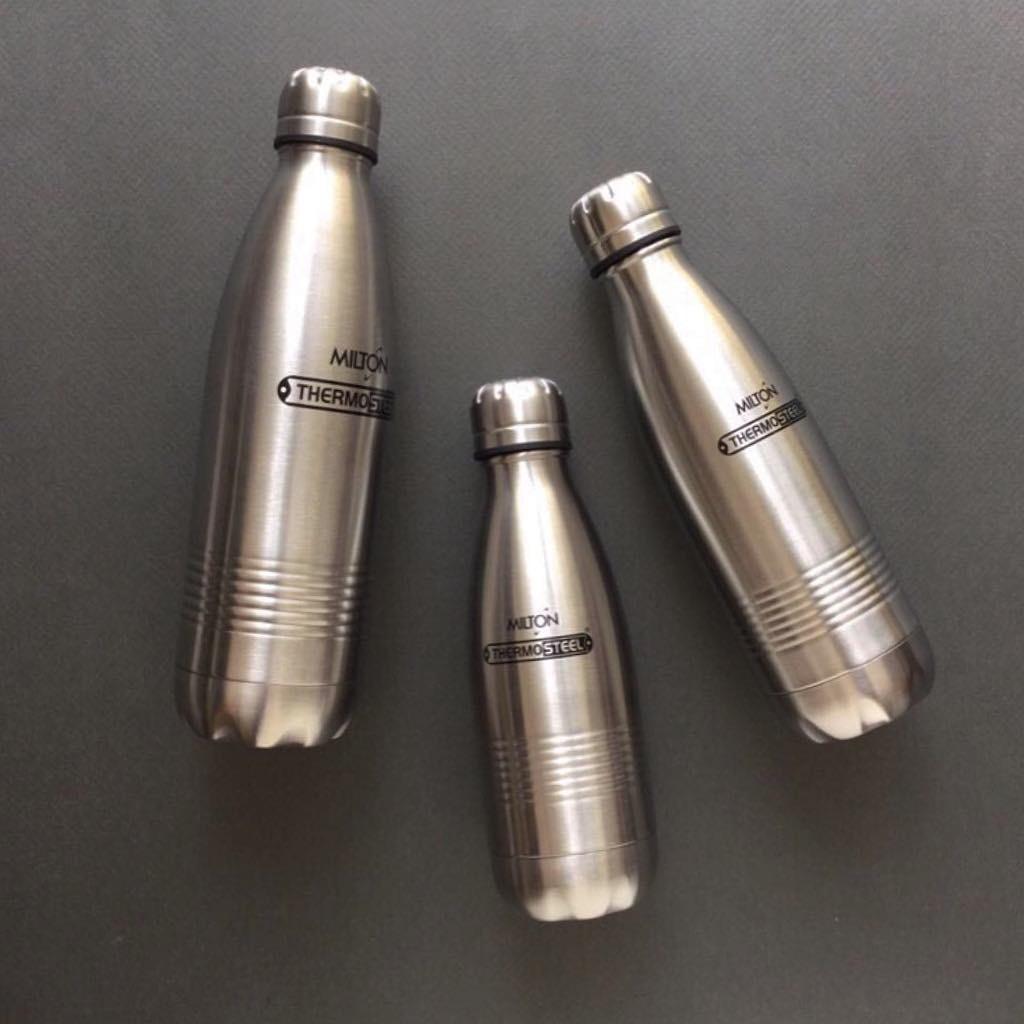 MILTON (ミルトン) 保温・保冷機能の軽量水筒  500ml
