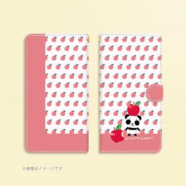 C*Android *Lサイズ*1919CPTx*のベルトあり手帳型スマホケース*ピンク