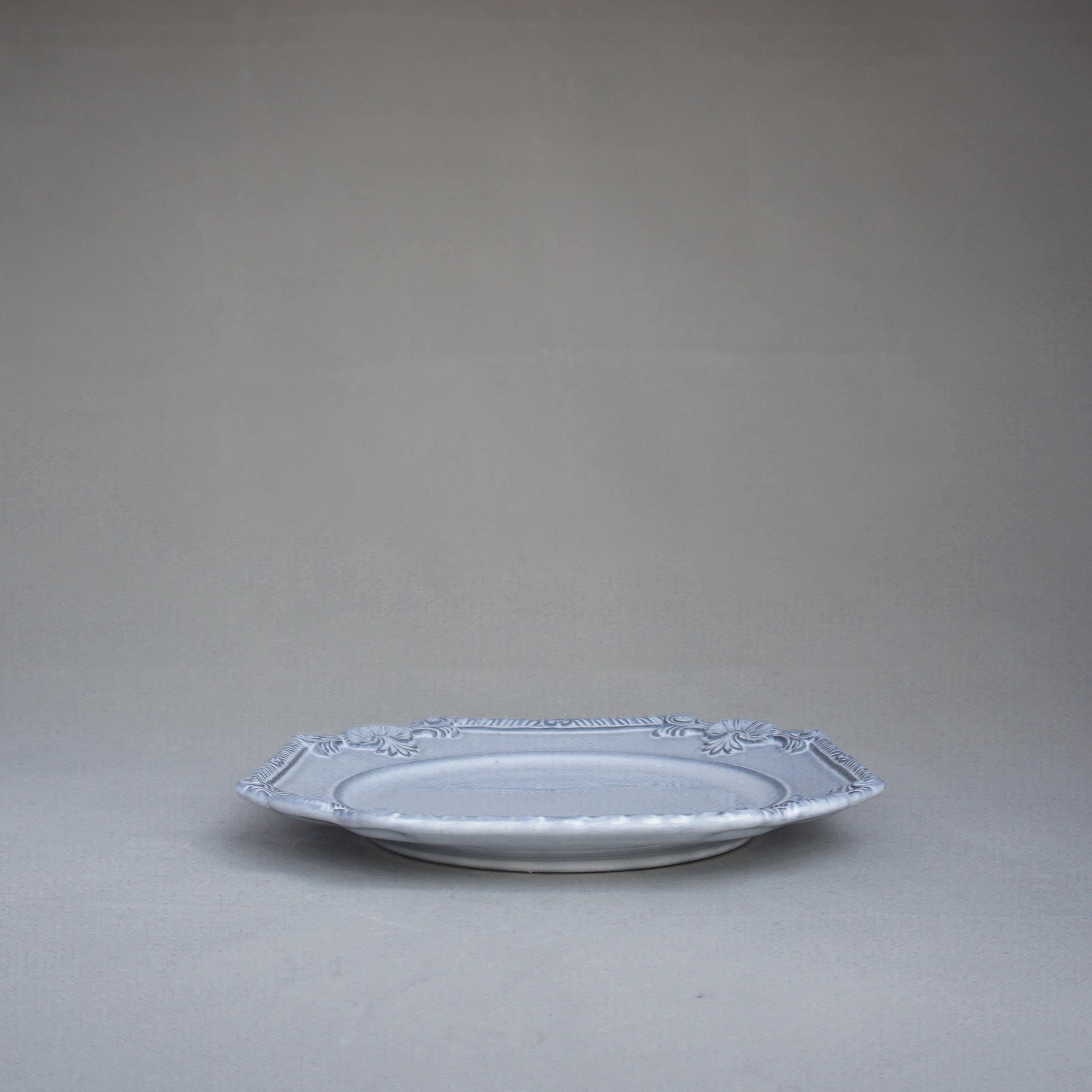 グレーシュ  ルネッサンスプレート  M  ( 22cm )