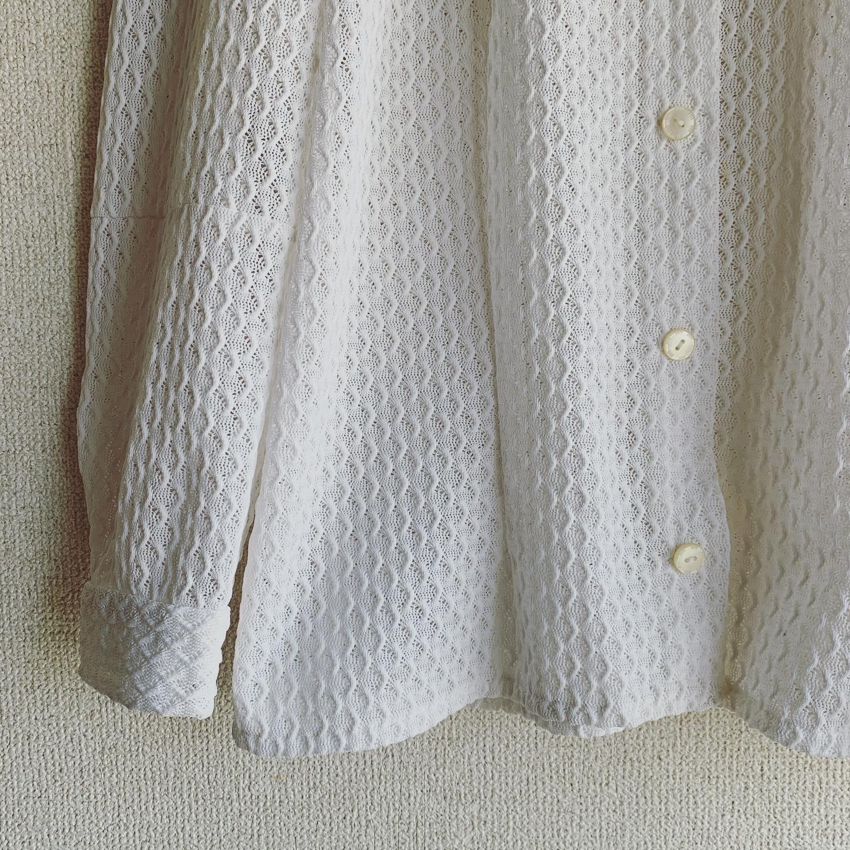 【SALE】vintage mesh tops