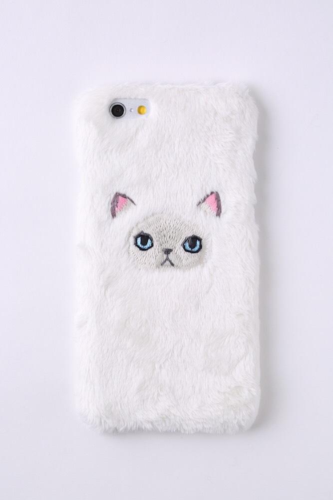【iPhone6/6S専用】ヒマラヤンハードケース【ホワイト】