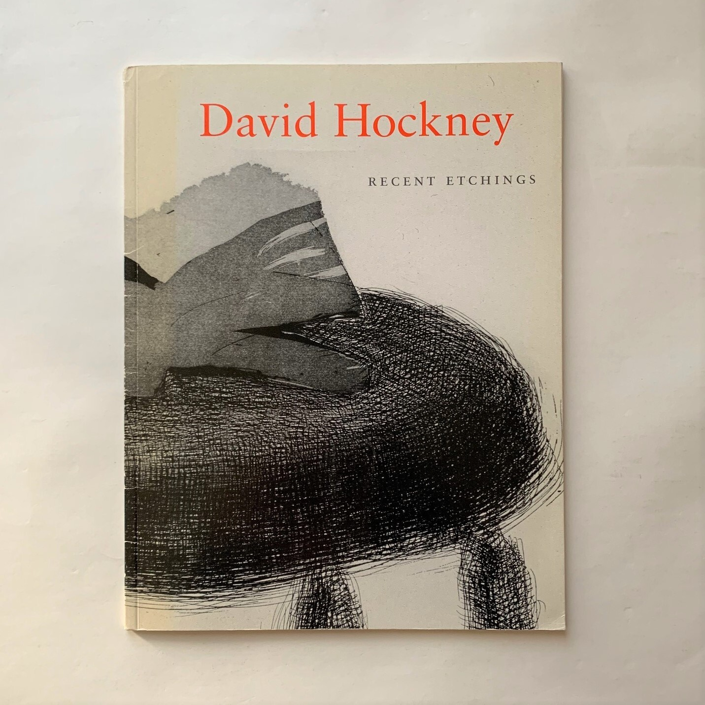 David Hockney: Recent Etchings / デイヴィッド・ホックニー