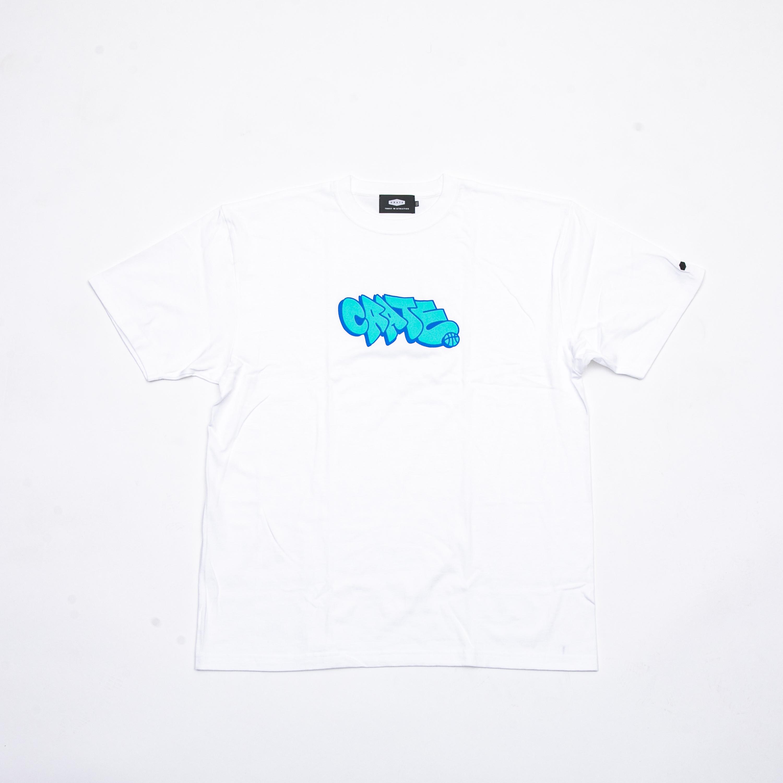 THROWIE T-SHIRTS WHITE