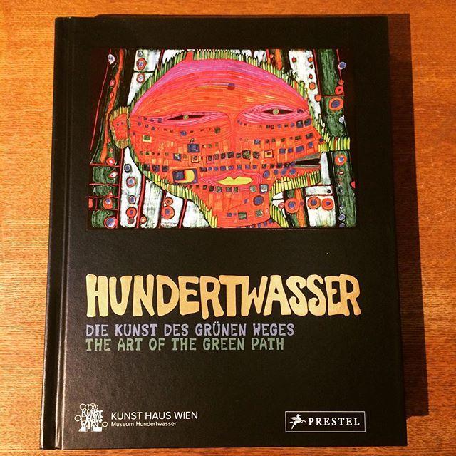 画集「Hundertwasser : The Art of the Green Path」 - 画像1