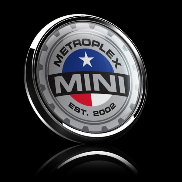 ゴーバッジ(ドーム)(CD0090 - CLUB MINI METROPLEX) - 画像2