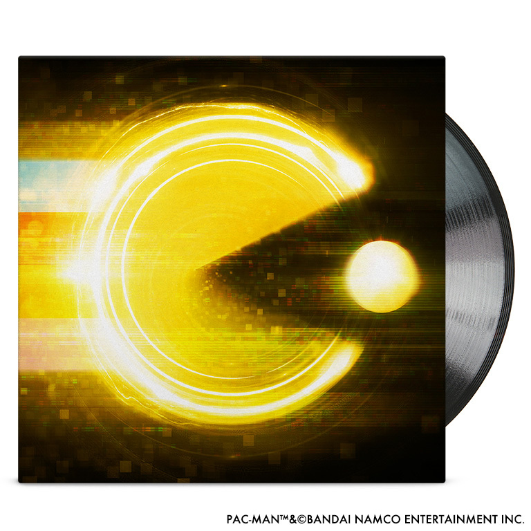 JOIN THE PAC - KEN ISHII feat. PAC-MAN【7inch EP】 - 画像1
