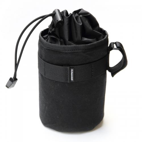 FAIRWEATHER  stem bag(ブラック)フェアウェザー ステムバッグ