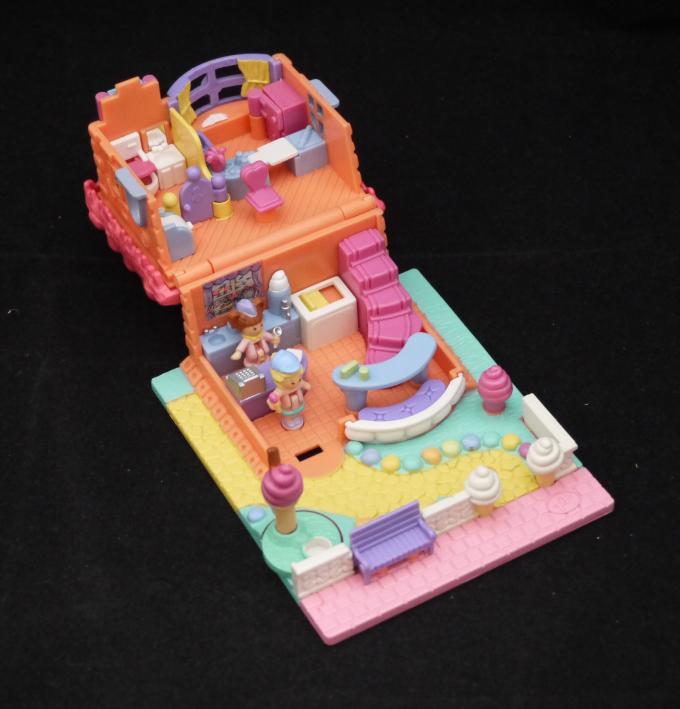 みんな大好きソフトクリーム屋さん 1995年 完品