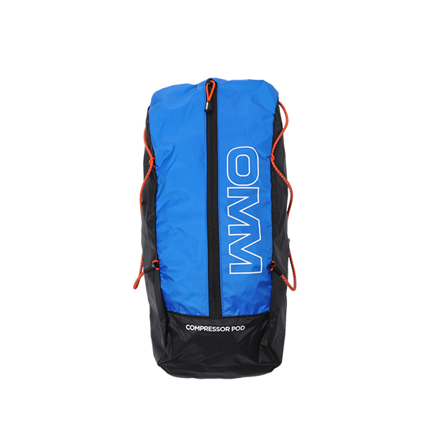 OMM/オーエムエム/オリジナルマウンテンマラソン OMM Compressor Pod Blue/Black  コンプレッサーポッド ブルー/ブラック OF005000B1