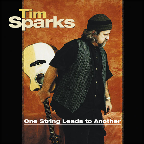 AMC1177 One String Leads To Another / Tim Sparks (CD)