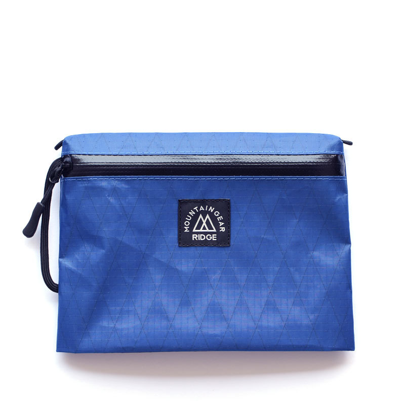 RIDGE MOUNTAIN GEAR(リッジマウンテンギア)Travel Pouch Plus X-Pac VX07(Navy) a18ada72c5