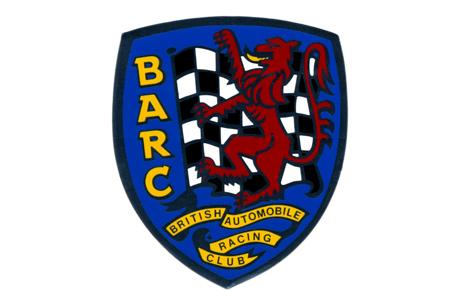 BARC・ロゴ・ステッカー・Mサイズ