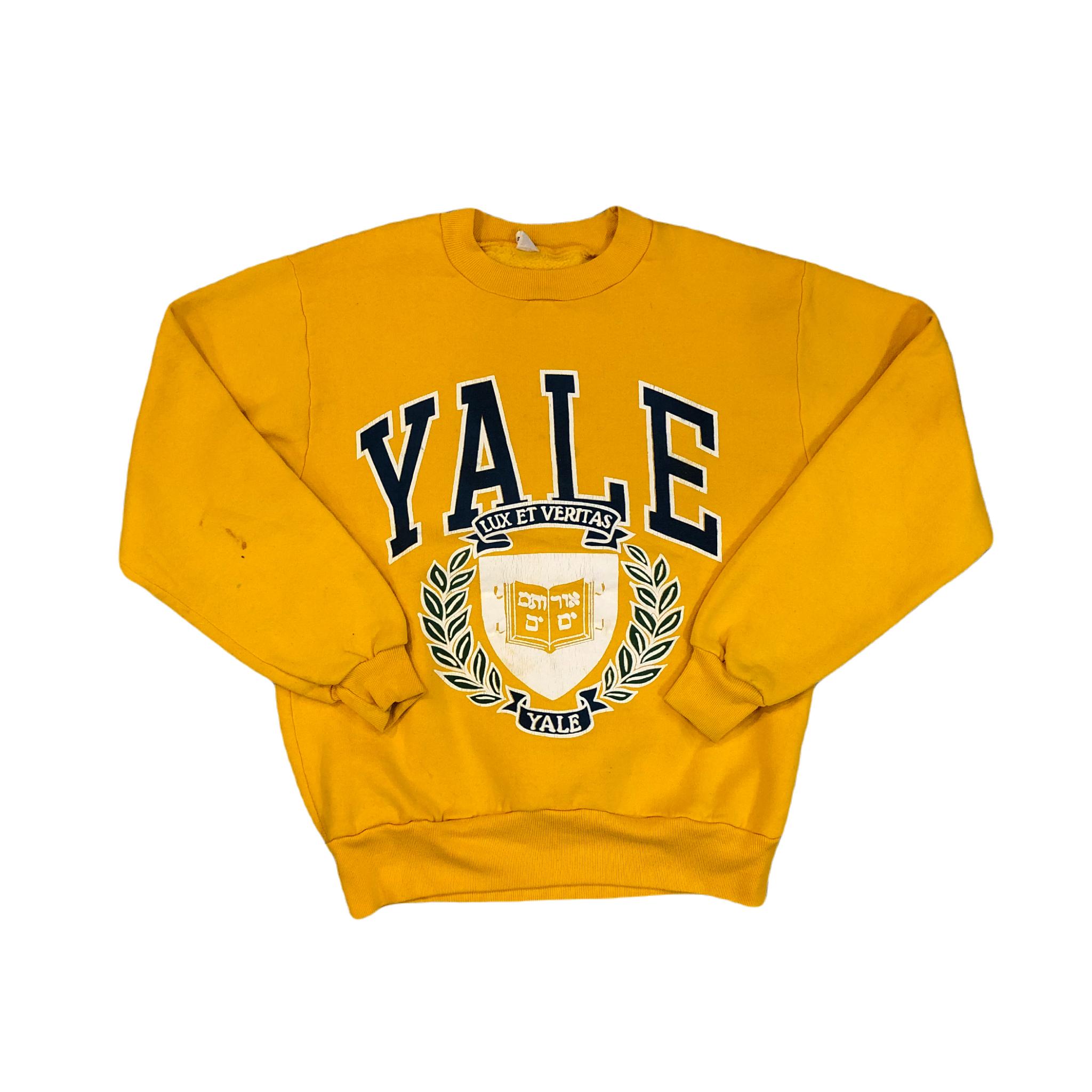 Yale University Sweat ¥6,900+tax