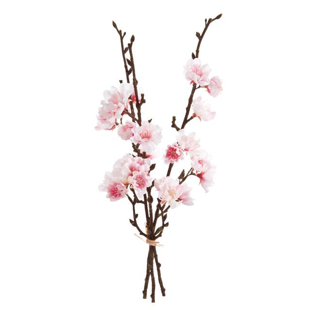 八重桜の小束