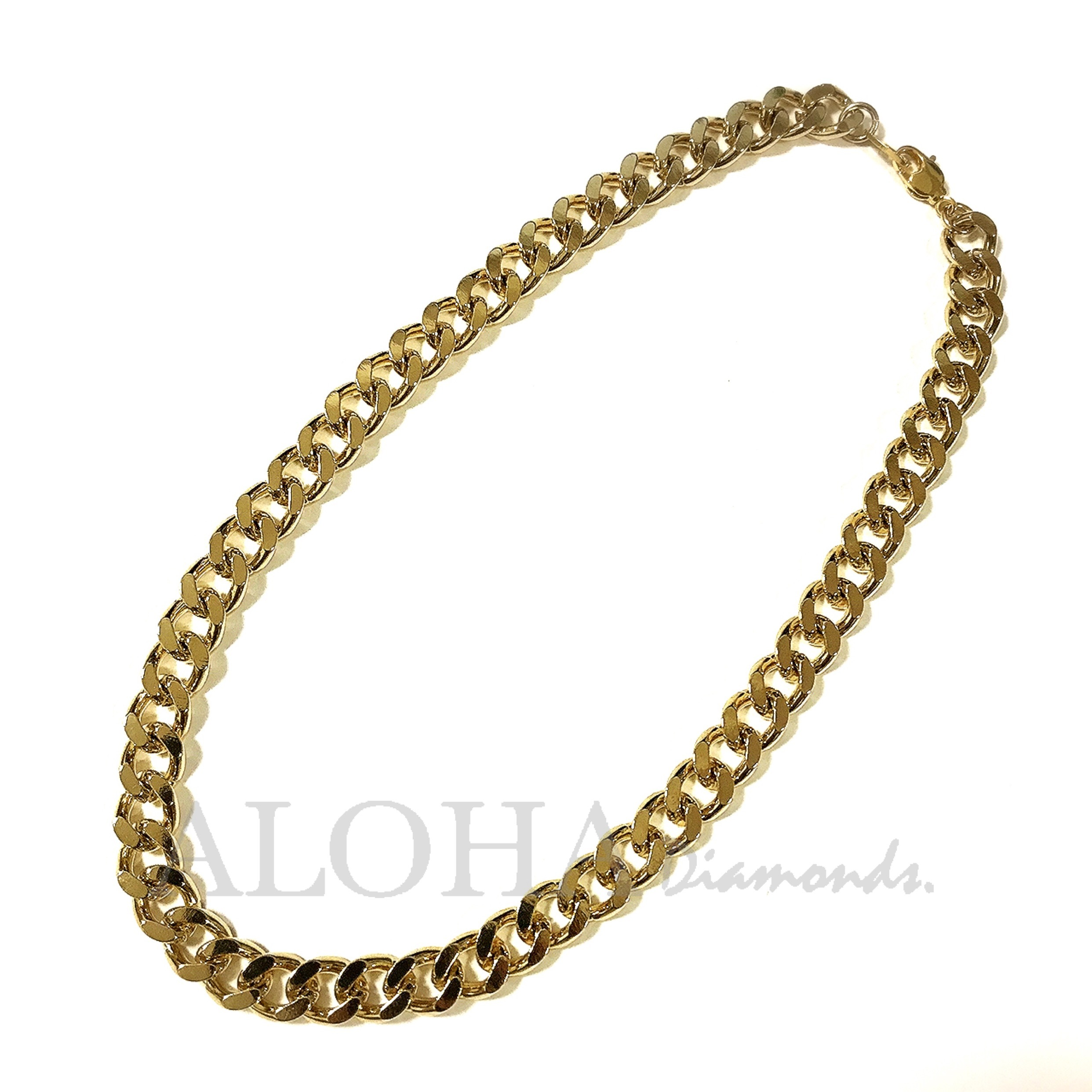 ✴︎✴︎✴︎The chain - No.1✴︎✴︎✴︎ ゴールド/ネックレス 41cm(ネックレス単品)
