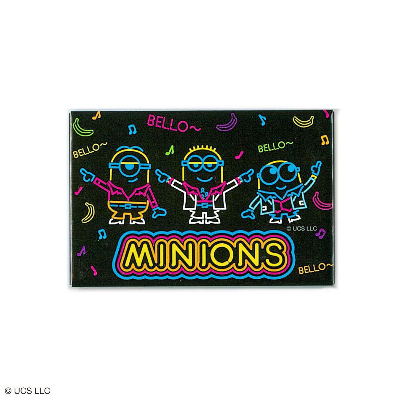 缶マグネット/ミニオン(ネオン)【MINIONS POP UP STORE 限定】