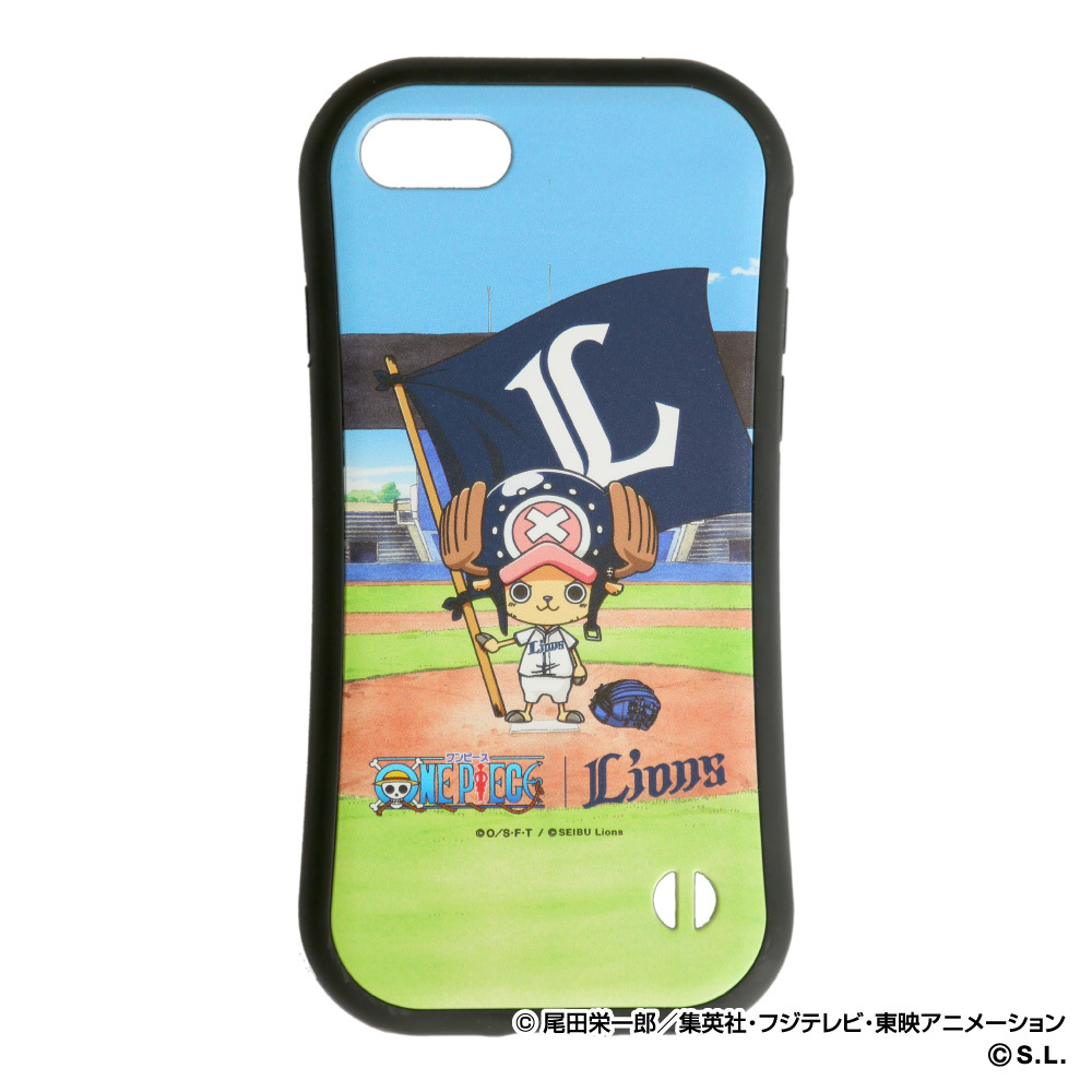 ワンピース×ライオンズ ラバー型iPhoneケース