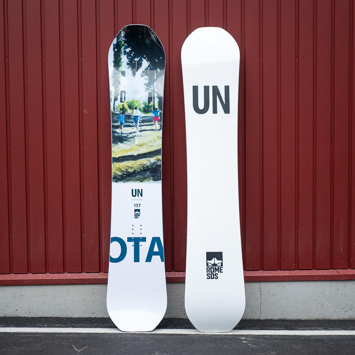 ROME SDS / unfudge // O.T.A 157cm