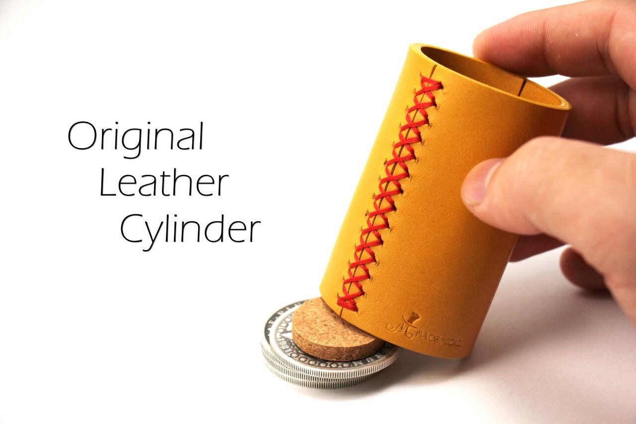 Original Leather Cylinder