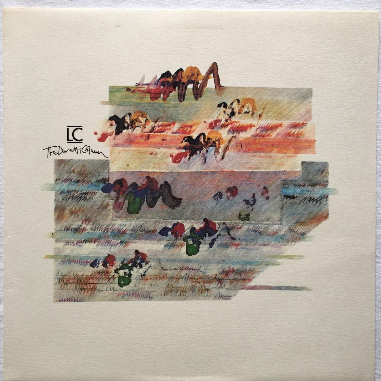 【LP・英盤】The Durutti Column / LC