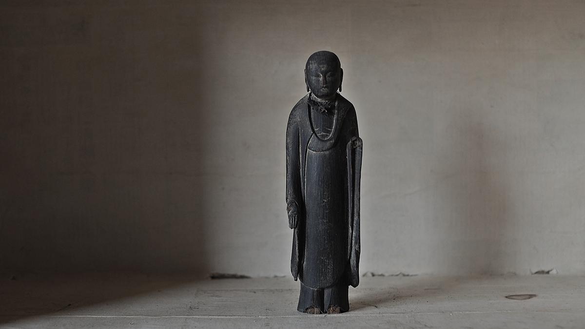 室町〜江戸期 仏像 木彫