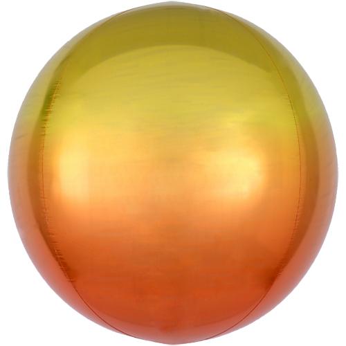 ORBZオンブレイエロー&オレンジ