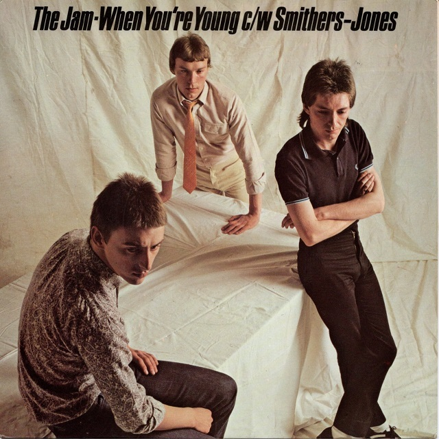 【7inch・英盤】The Jam / When You're Young