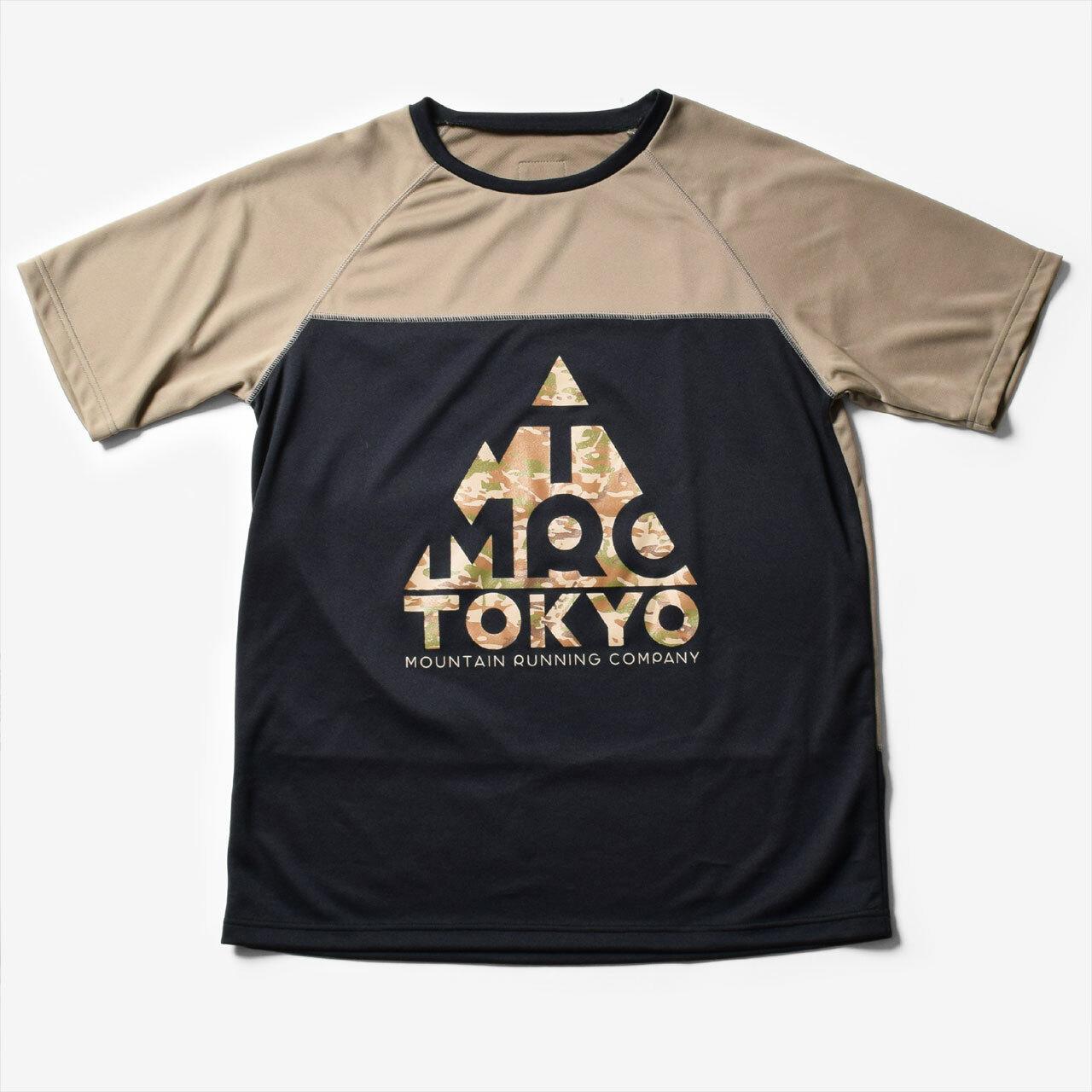 Mountain Martial Arts / TMRC Logo 2tone Tee 《Black Olive》