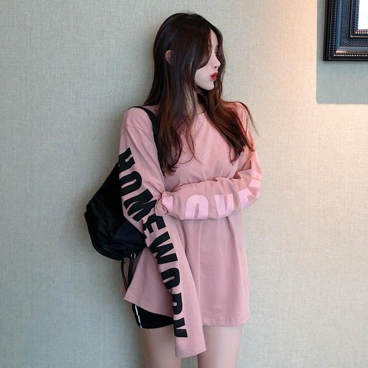 【tops】 アルファベットプリントカジュアル人気Tシャツ22164880
