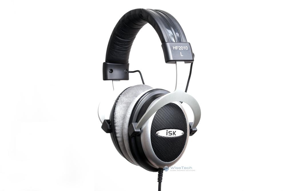 モニタリングヘッドホン :: HF-2010 :: iSK