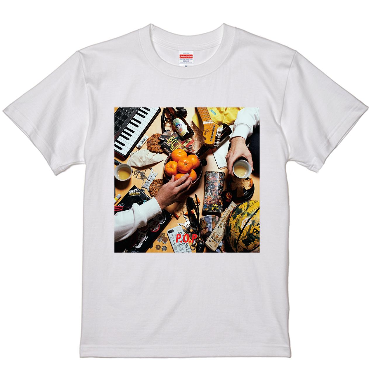 P.O.P いつもSTREET Tシャツ - 画像2