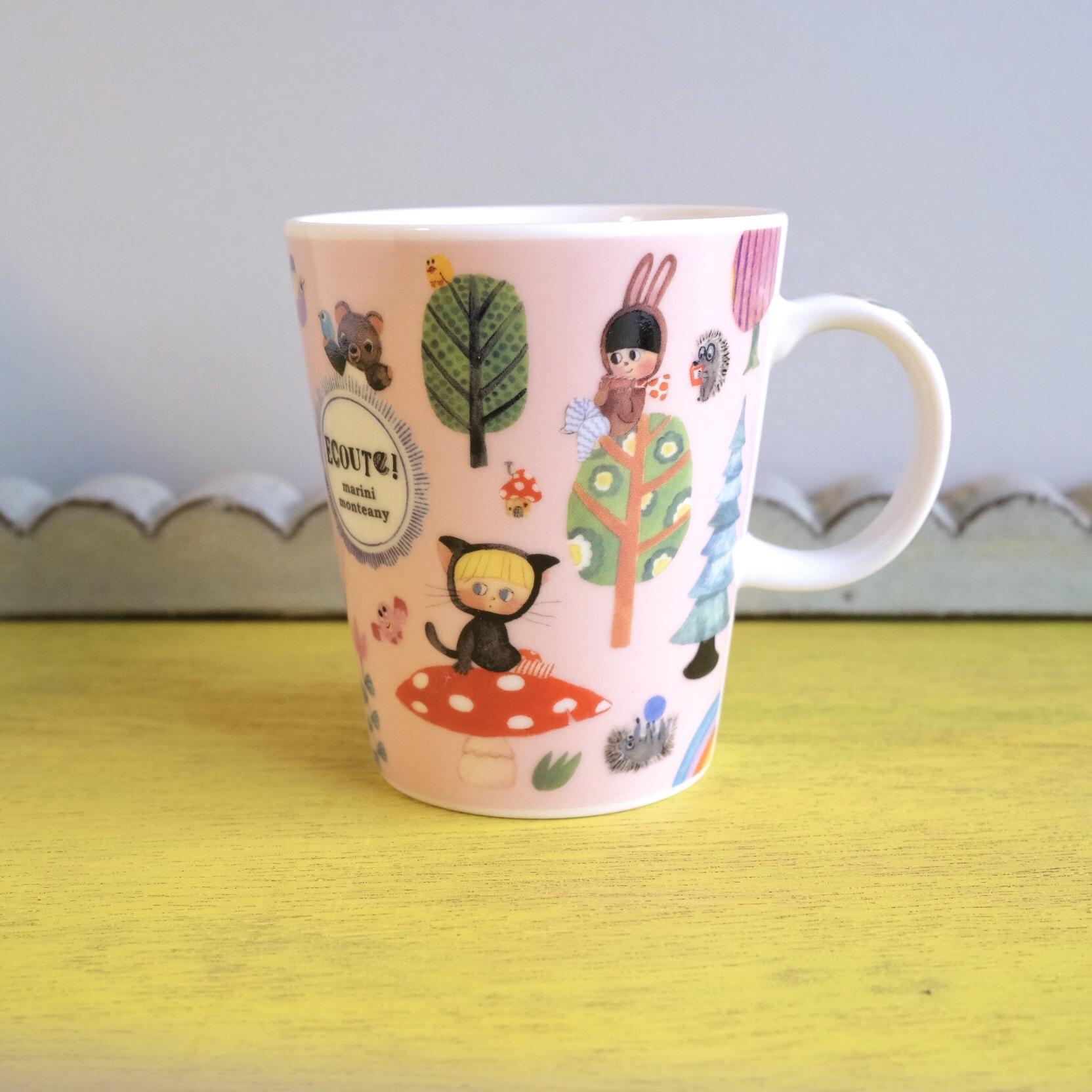 Ecoute! Funny mug no.108