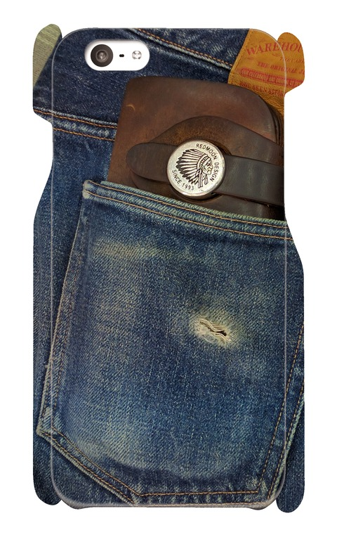 Jeans & Wallet A