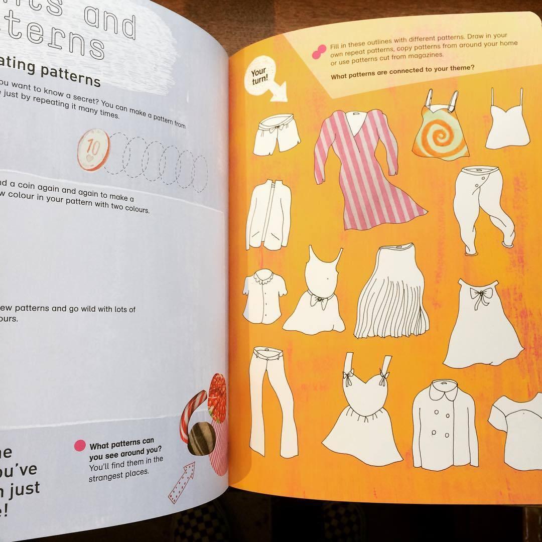 ファッションの本「My Fashion Lookbook/Jacky Bahbout」 - 画像2