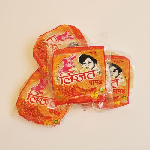 Lijjat/リジャット  パパド プンジャビ