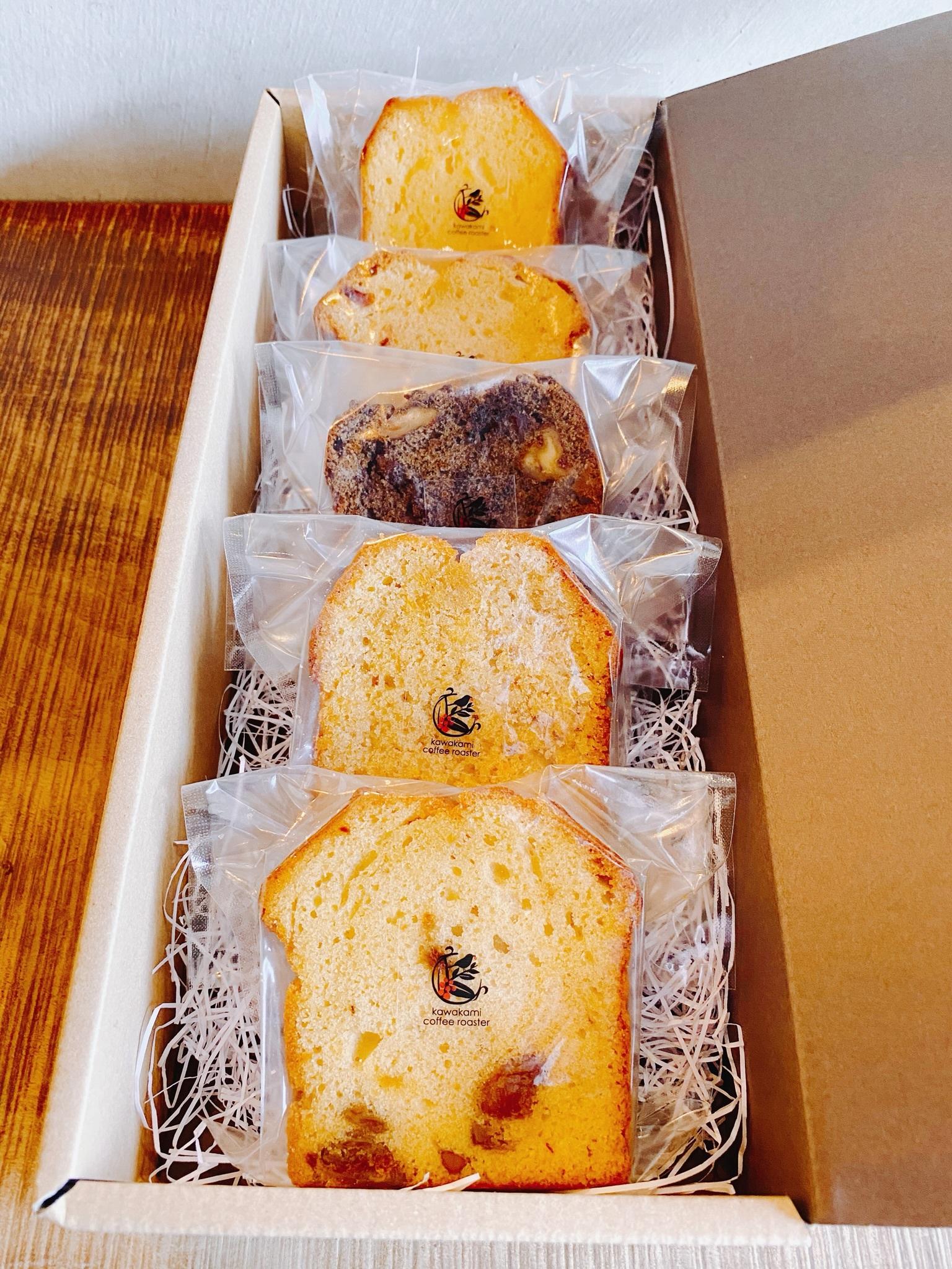 焼き菓子セット オンラインショップ限定
