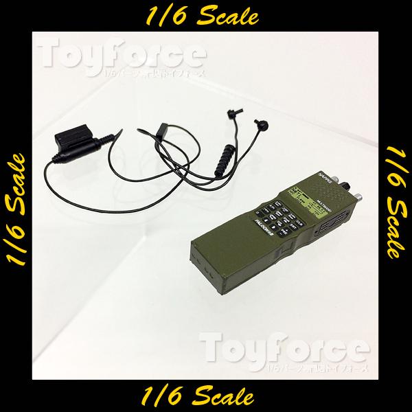 【05360】 1/6 無線機 PRC-152 Radio