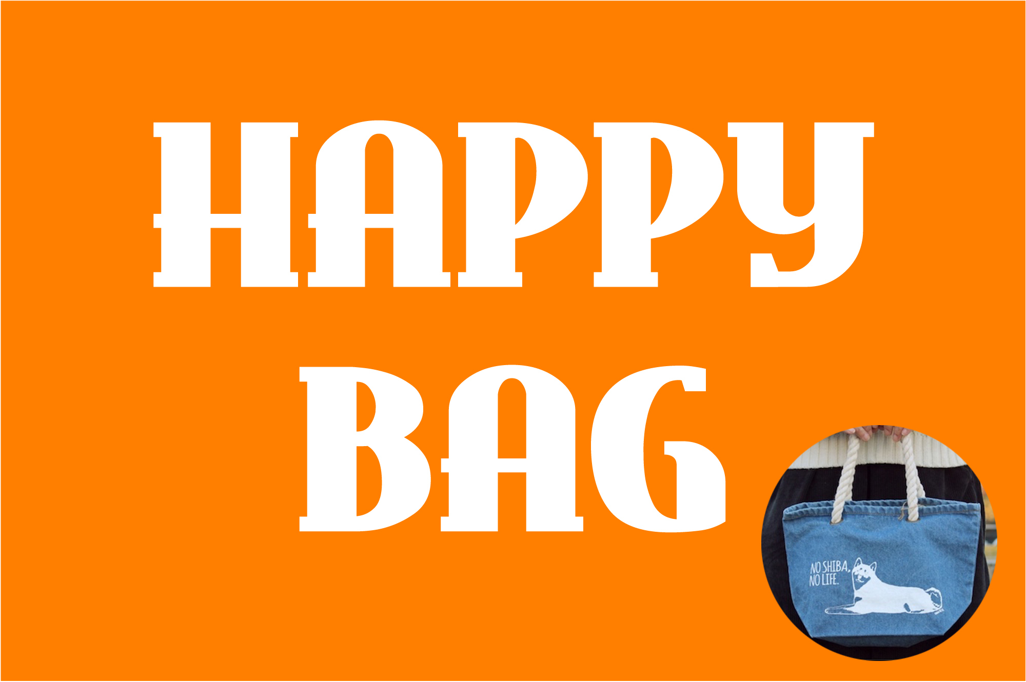 HAPPY BAG 4000円<モバイルバッテリー>