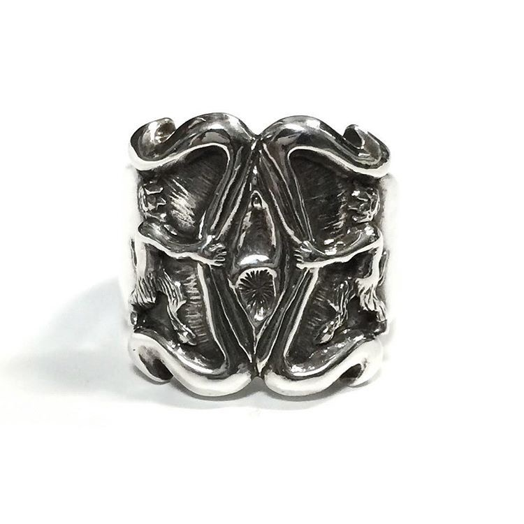inoutdesign/Devils Vaginas Ring - 画像1
