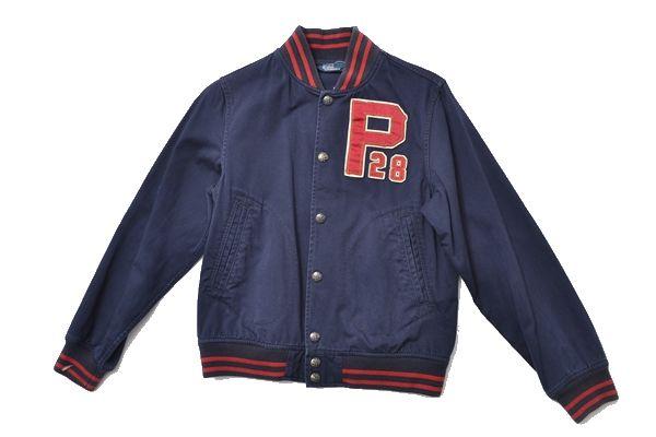 Ralph Lauren size aboutS USA cotton JKT