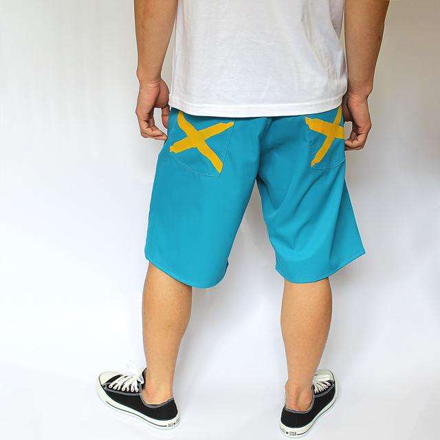 iggy shorts BLUE - 画像1